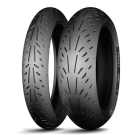 PNEU MICHELIN 180X55X17 ZR TRASEIRO PILOT POWER SUPER SPORT  (73 W )